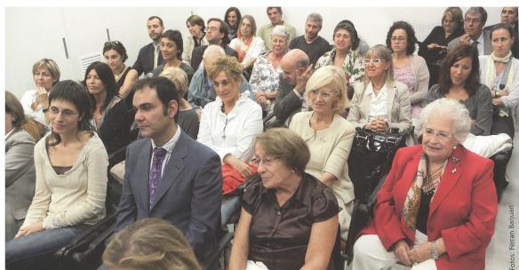Foto de Ferran Barjuan dela Revista del Col·legi de Logopedes de Catalunya gener/juny de 2013